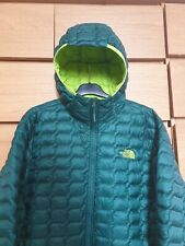 The North Face Thermoball Winter Jacket Top Hoodie Men Size Large