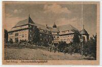 Ansichtskarte Bad Driburg - Blick auf die Lehrerinnenbildungsanstalt - 1941 RAR