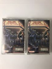 Henry Rollins Cassette The Boxed Life double spoken word set with Ian Bussières