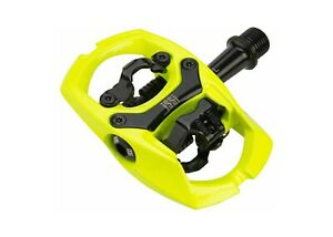 iSSi Trail II Pedals Aluminum Dual-Sided SPD Clipless MTB Gravel Bicycle Pedals