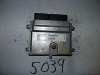 2005 05 VOLVO S40 COMPUTER BRAIN ENGINE CONTROL ECU ECM MODULE