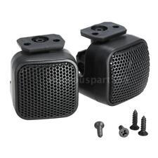 Super Power Loud Audio square design  Speaker Tweeter for Car Auto a pair T0C9