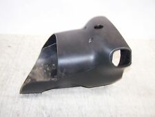 2000 Mercury Cougar Factory Steering wheel shroud upper lower color is black