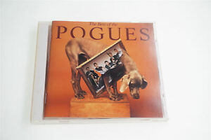 THE BEST OF THE POGUES  wmc5-442 CD A14505