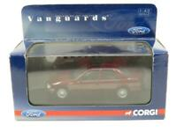 Corgi Vanguards VA10000 Ford Sierra Sapphire Cosworth 4x4 Red 1 43 Scale Boxed