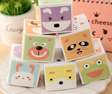 STATIONERY: A Box of 5 Booklet Animal Design
