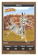 Carte Carrefour Dreamworks - Madagascar - Marty  Spéciale  N°74