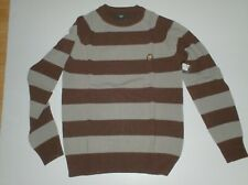 pullover cardigan sweater OBEY obey sample -- M -- new
