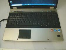 "Hp EliteBook 8730w/Core2Duo T9600 2.80ghz/4gb/120gbHD/Windows 10 Pro/BT/Hdmi/17"""