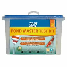 API Pond Master Test Kit Pond Water Test Kit 500 Test Koi