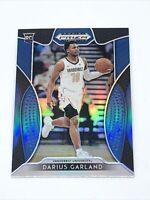 2019-20 Panini Prizm Draft Picks Blue Darius Garland #6 Rookie RC Cavaliers