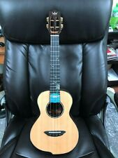 Mauloa Spruce/ Pau Ferro Tenor Package (TT-31) with MISI Trio Pickup Beautiful!!