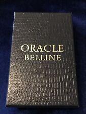 Carte tarot divinatoire - Oracle Belline Français-anglais-allemand # cartomancie