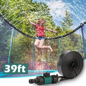 Water Sprinkler Pipe For Outdoor Water Park Trampoline Kids Toy 39 Ft Spray Hose