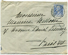 ITALIA, REGNO, ANNULLO MILANO-TORINO, 1928, STAMP LIRE 1,25 OLTREMARE VOLTA    m