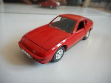 Schuco Porsche 924 in Orange on 1:43