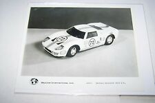 #1847 PHOTO NEGATIVE - 1960s TOYS - SKYLINE TOY - BATTERY OPERATED FORD G.T.