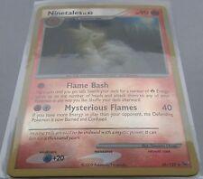 Carte Pokemon Feunard 90 pv Platine rare reverse !!!