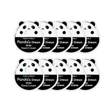 [TONYMOLY]  Panda's Dream White Hand Cream Sample * 10pcs / Korea cosmetics