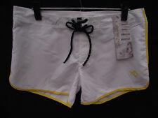 BNWT Ladies Sz 14 XO2 Short White Board Shorts RRP $49