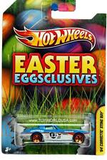 2012 Hot Wheels Wal Mart Easter Eggsclusives 1964 Chevrolet Corvette Sting Ray