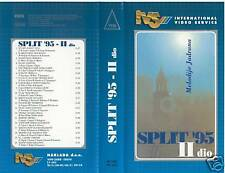 Melodije Hrvatskog Jadrana 2 VHS 1995 Tereza Kesovija Magazin Zlatko Pejakovic
