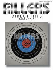 Los Asesinos accesos directos de jugar Spaceman humanos Runaways Piano Música De Guitarra Libro