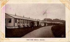 Preston. Moor Park Hospital in Branch Series.
