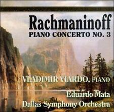 Rachmaninoff: Piano Concerto No. 3/Four Preludes for Solo Piano (CD, Intersound)