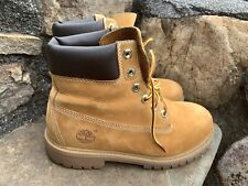 Timberland  Boots 12909-1127 Size 5M Leather Boho Retro   Casual Dress ECU