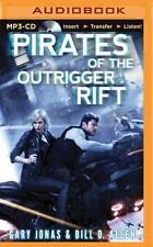 Pirates of the Outrigger Rift by Gary Jonas and Bill D. Allen (2015, MP3 CD,...