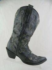 CORRAL Snip-Toe Grey Sz 8 M Women Cowboy Boots