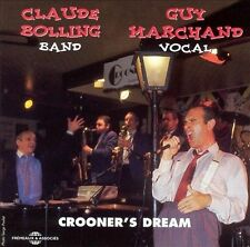 CLAUDE BOLLING/GUY MARCHAND - CROONER'S DREAM USED - VERY GOOD CD