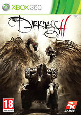 The Darkness II XBOX 360 IT IMPORT TAKE TWO INTERACTIVE