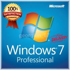 Microsoft Windows 7 Professional. ✔ 64 & 32 ✔ WINDOWS® ✔ Full Version ✔