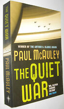 THE QUIET WAR - PAUL MCAULEY - EN INGLES