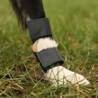 Genuine Leather Dog Stopper Pad (carpal pad) protectors - avoid injury/vet bills
