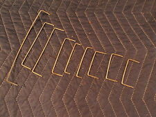 WILLIAMS 1978 DISCO FEVER PINBALL MACHINE PLAYFIELD METAL BALL RAILS AND GUIDES!