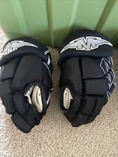 Mission hockey gloves And Shin Guards