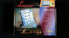 New listing Lanzar Vibe X6 3-Way Electronic Crossover. Brand New!