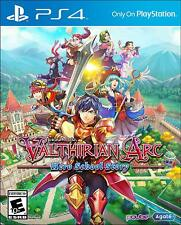Valthirian Arc: Hero School Story [Sony PlayStation 4 PS4 PQube Action RPG] NEW