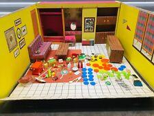 Vintage Barbie Teenage Fashion Model Dream House 1962 Stock #816 Cardboard