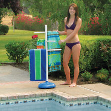 Poolmaster Swimming Pool Spa & Hot Tub Poolside Towel Hanger Tree