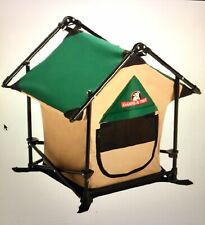 Dawg E Tent Lucky Dog Portable Dog House Camping Crate up to 60 lbs NEW