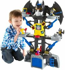 Fisher-Price Imaginext DC Super Friends, Transforming Batcave Playset Batman