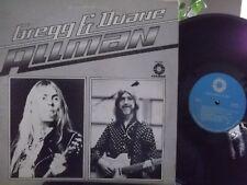 GREGG AND DUANE ALLMAN ON SPRINGBOARD   RECORDS