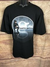 Garth Brooks Concert Shirt World Tour Concert 2014-2016 Size Xl (a85)