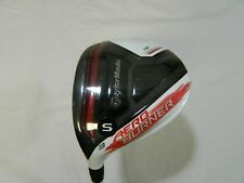 New LH TaylorMade AeroBurner 15* 3 Fairway Wood Stiff Matrix Speed RUL-Z 60