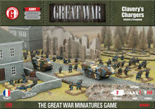 WW1 FLAMES OF WAR - Flames of War - French:Clavery's Chargers GFRAB01 Sealed New