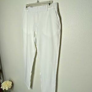 NWT Under Armour White Golf Pants - Women's Size 10